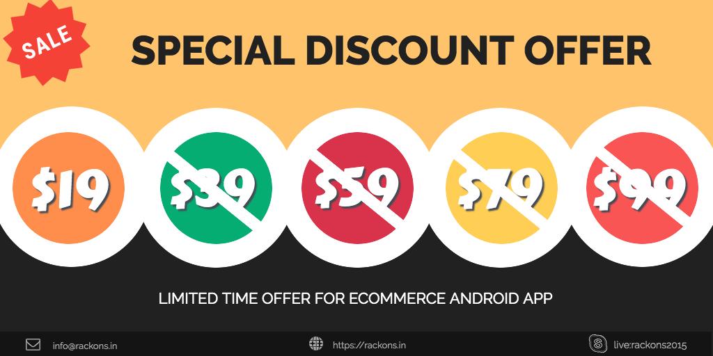 Progressive Android Web App For Ecommerce - 4
