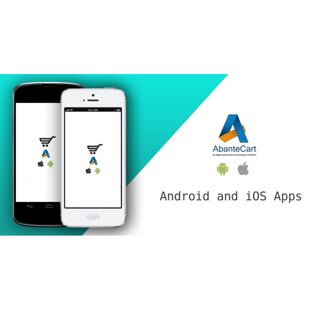 Abantecart Ecommerce Android Hybrid App