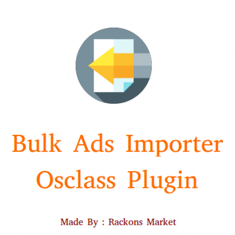 Bulk Ads Importer Plugin for Osclass