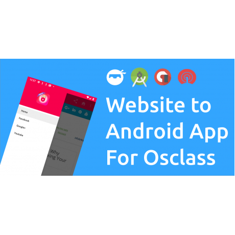 Osclass Android App Source Code