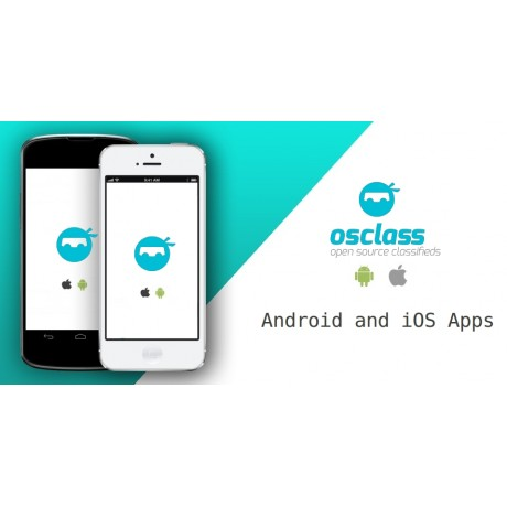 Osclass Classified Android Hybrid App