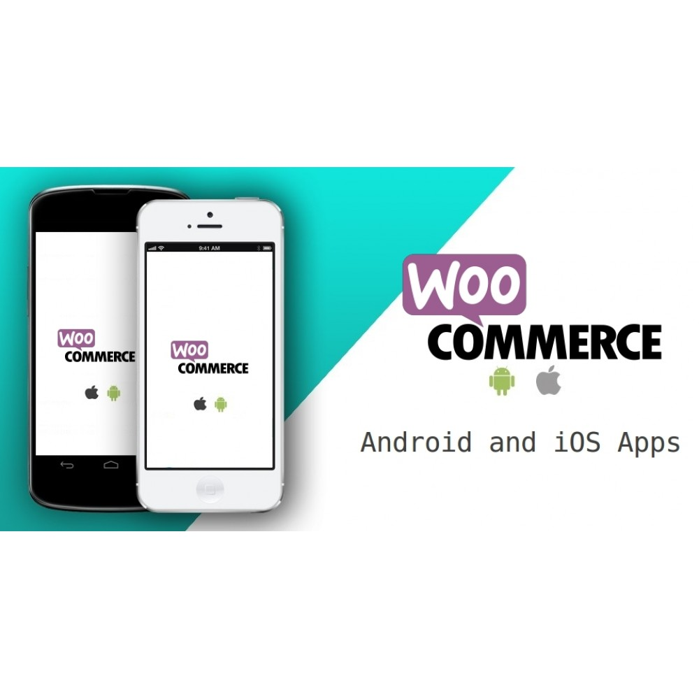 Woocommerce Native Android App